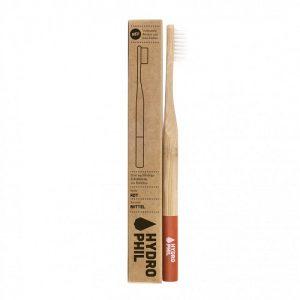 Bambus tandbørste