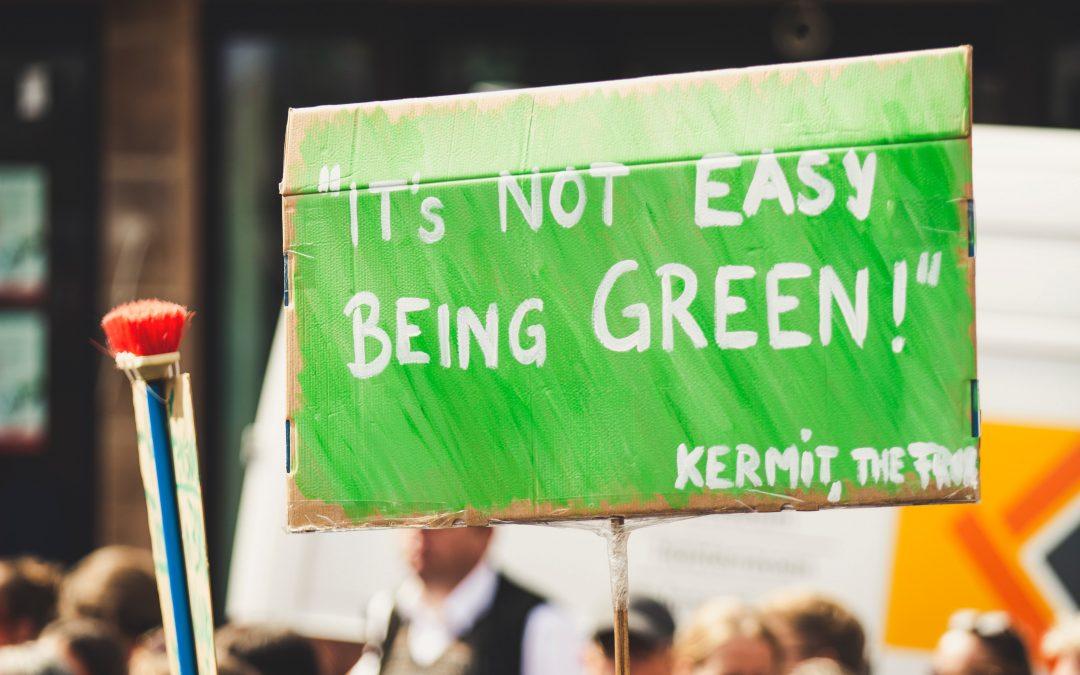 Forsvar din grønne holdning!