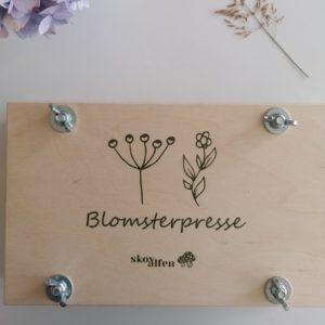 Blomsterpresse
