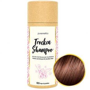 Tørshampoo til mørkt hår