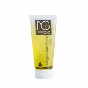 Magnesium Shower gel Activ med citrus og eukalyptus.